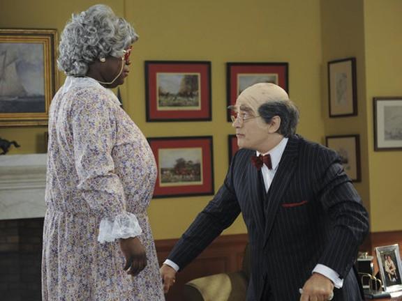 30 Rock - Season 7 Episode 06: Aunt Phatso vs. Jack Donaghy