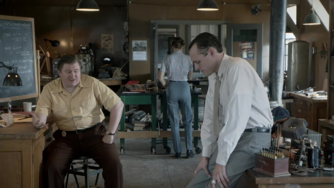 Manhattan - Season 2 Episode 1 Damnatio Memoria