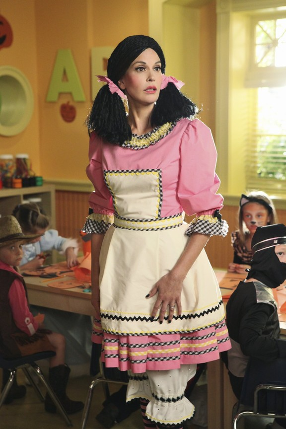 Desperate Housewives - Season 7 Episode 06: Excited and Scared