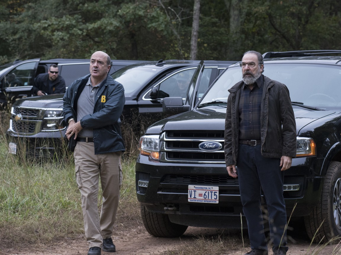 Homeland - Season 7 Episode 03: Standoff