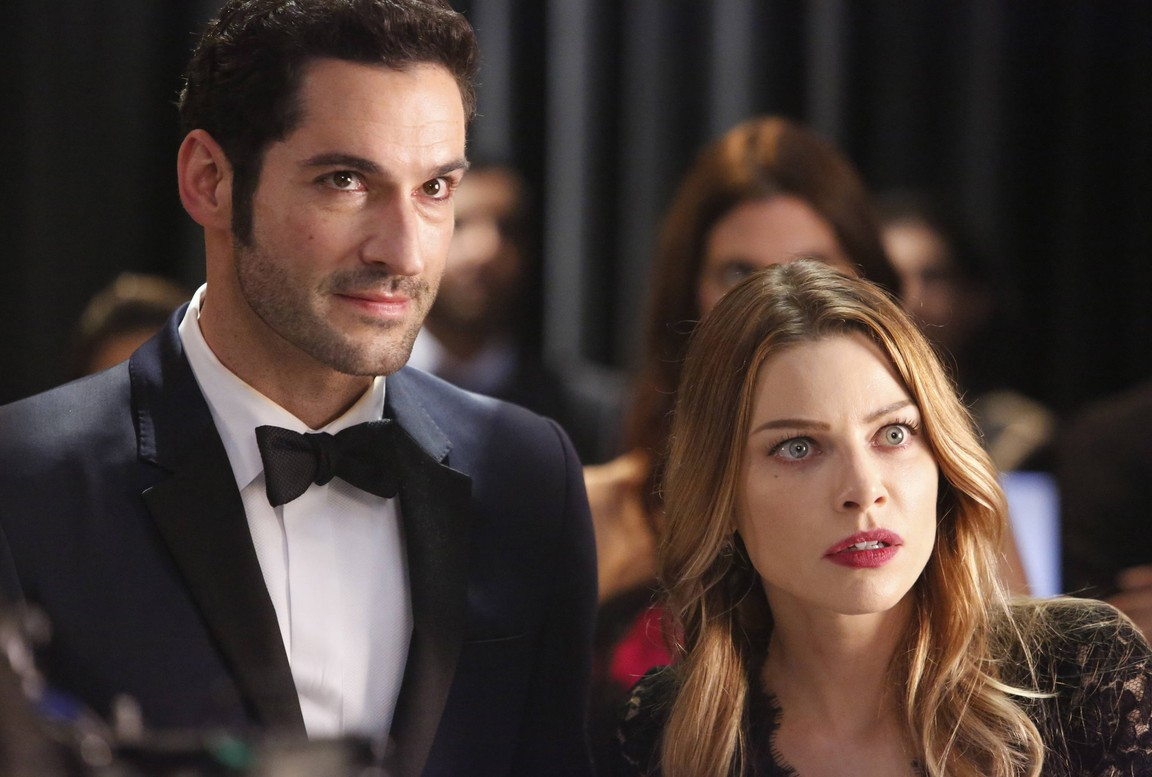 Lucifer - Season 1 Episode 07: Wingman