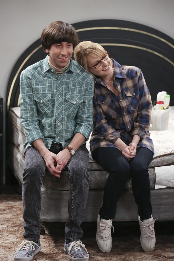 The Big Bang Theory - Season 9 Episode 12: The Sales Call Sublimation