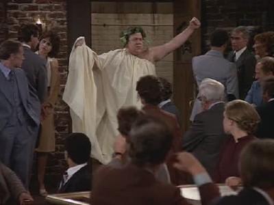 Cheers - Season 1 Episode 07: Friends, Romans, Accountants
