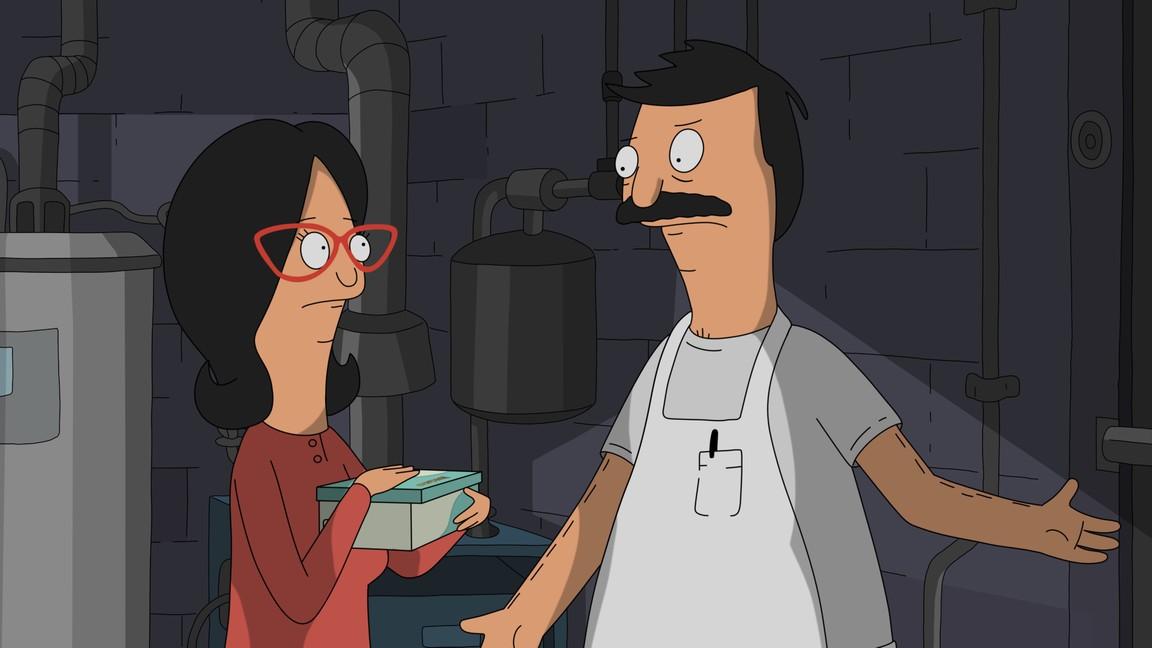 Bob's Burgers - Season 5 Episode 02: Tina and the Real Ghost