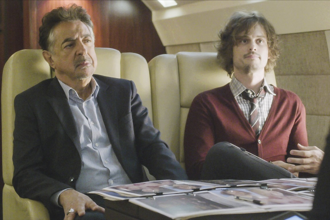 Criminal Minds - Season 13 Episode 04: Killer App