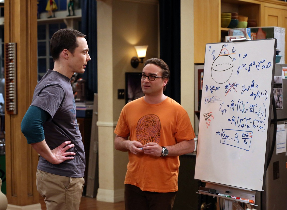 The Big Bang Theory - Season 8 Episode 14: The Troll Manifestation