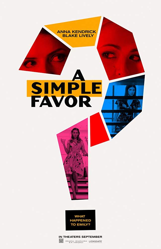 A Simple Favor (L'ombre d'Emily)