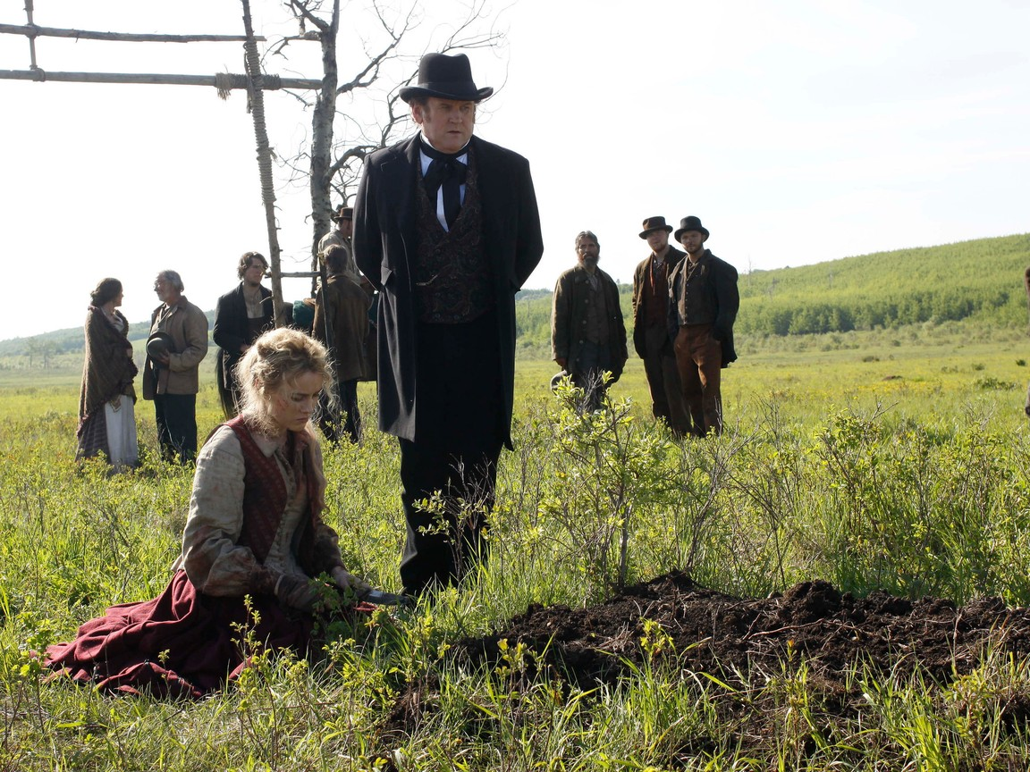 Hell on Wheels - Season 1 Episode 04: Jamais je ne t'oublierai