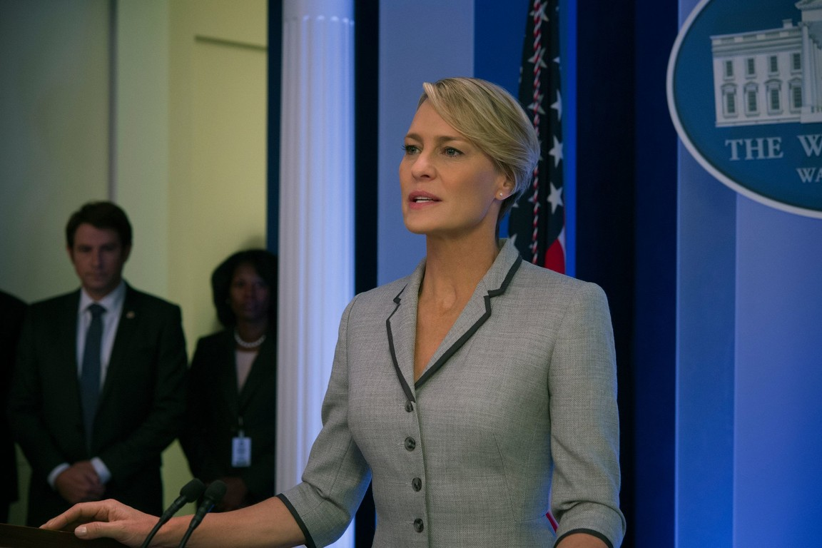 House Of Cards - Season 4 Episode 5: Chapter 44