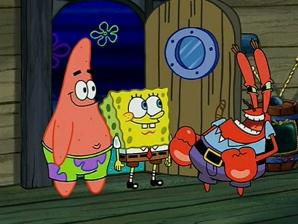 SpongeBob SquarePants - Season 3 Episode 30: Mid-Life Crustacean