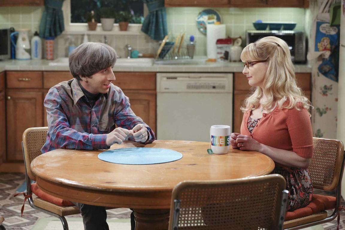 The Big Bang Theory - Season 9 Episode 07: The Spock Resonance