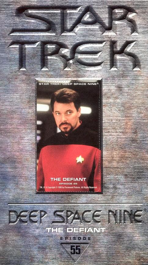 Star Trek: Deep Space Nine - Season 3 Episode 9: Defiant