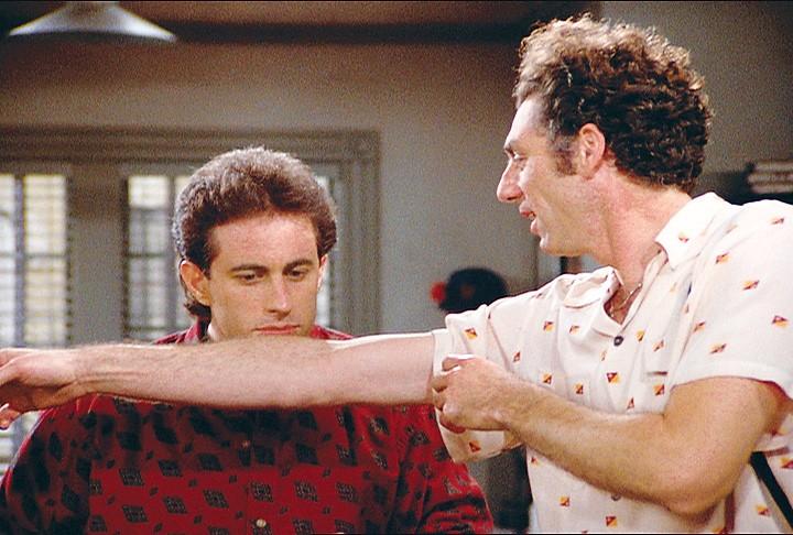 Seinfeld - Season 3 Episode 14: The Pez Dispenser