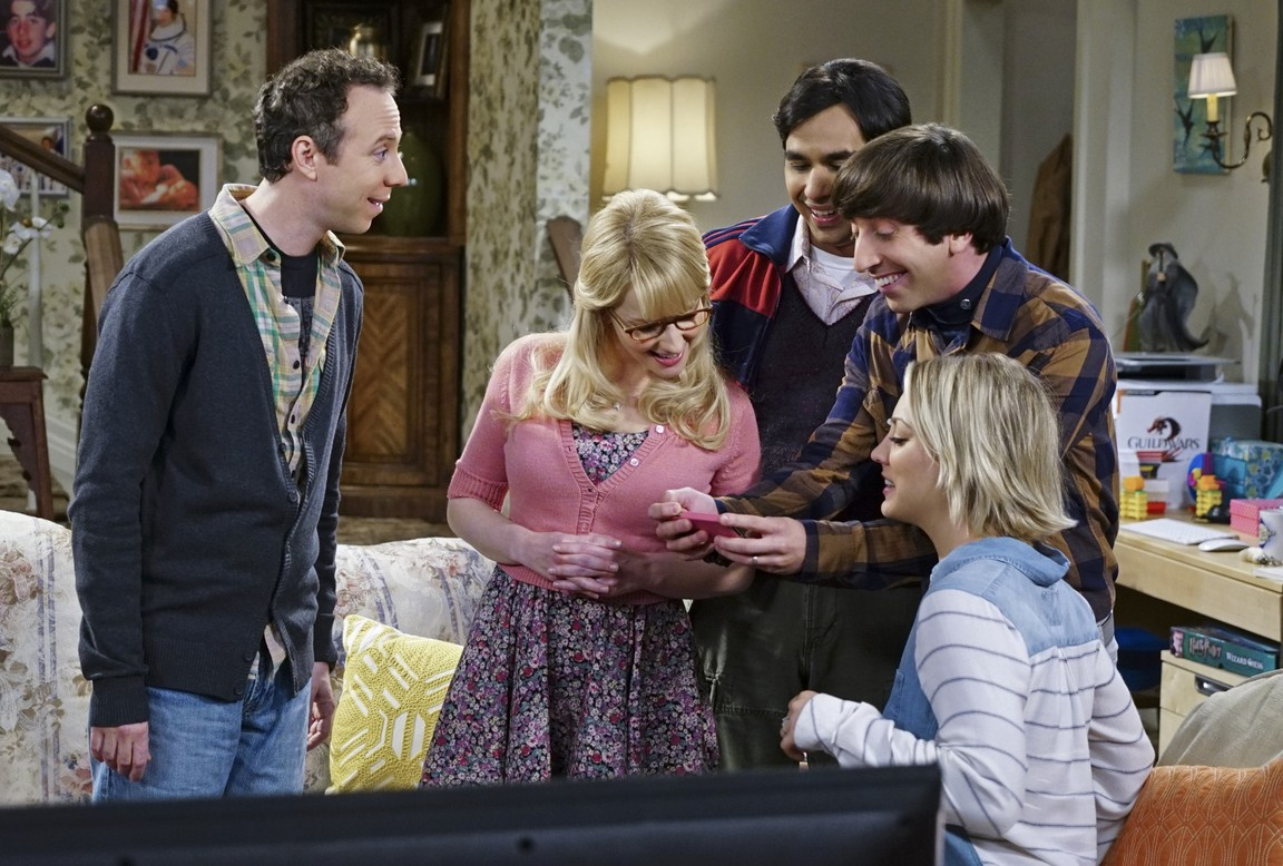 The Big Bang Theory - Season 9 Episode 06: The Helium Insufficiency