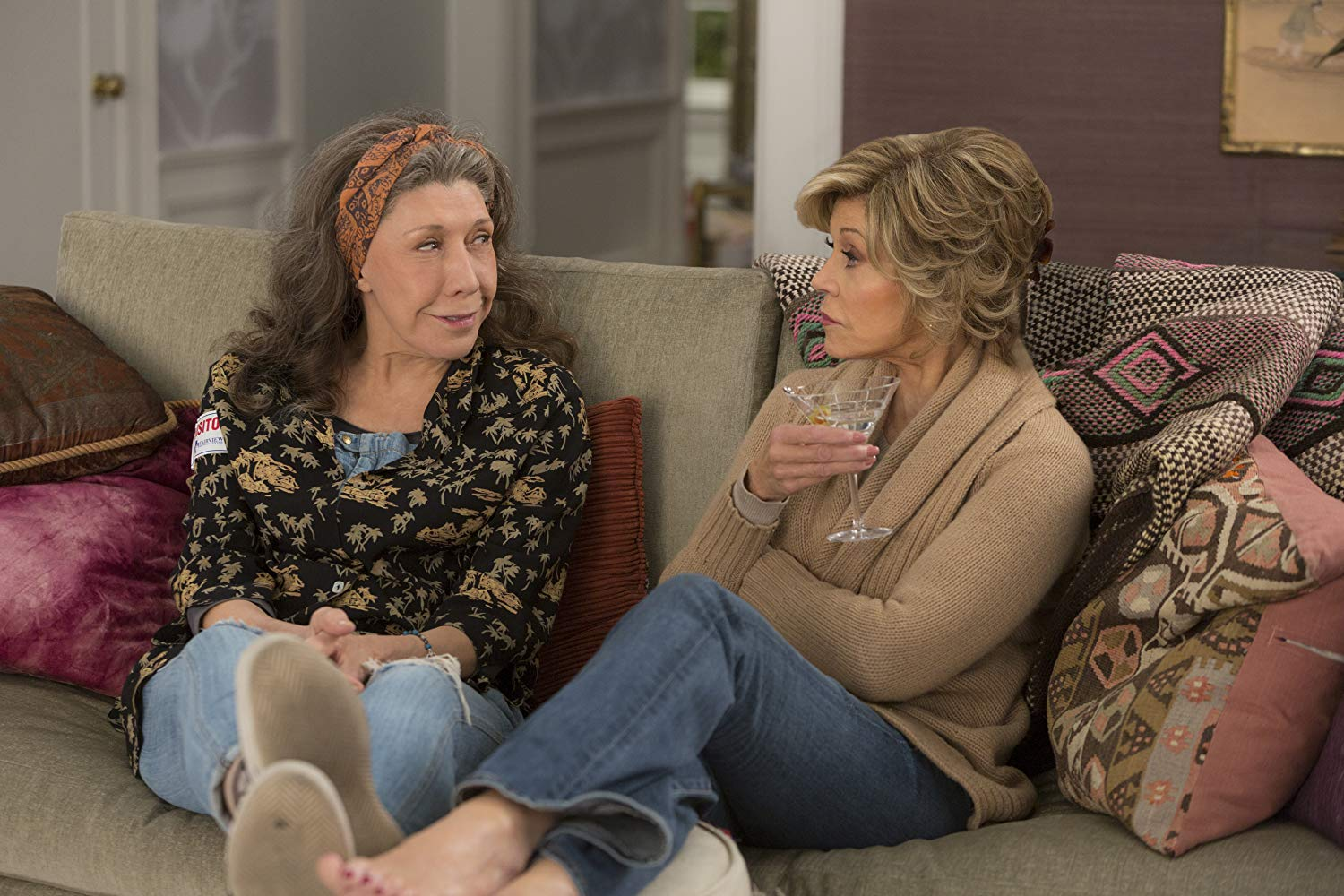 Grace and Frankie - Season 5