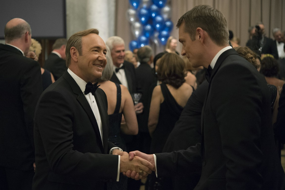 House Of Cards - Season 4 Episode 7: Chapter 46