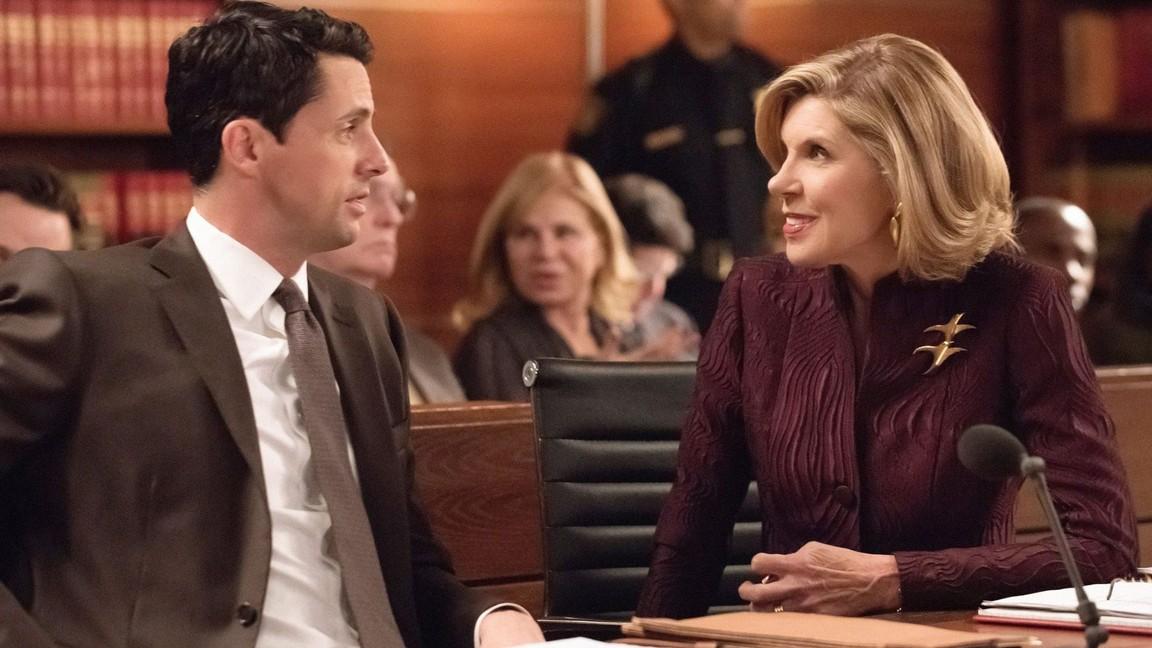 The Good Wife - Season 6 Episode 15: Open Source