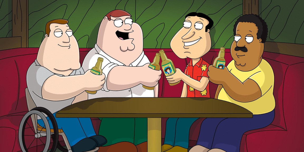 Family Guy - Season 4 Episode 21: I Take Thee, Quagmire