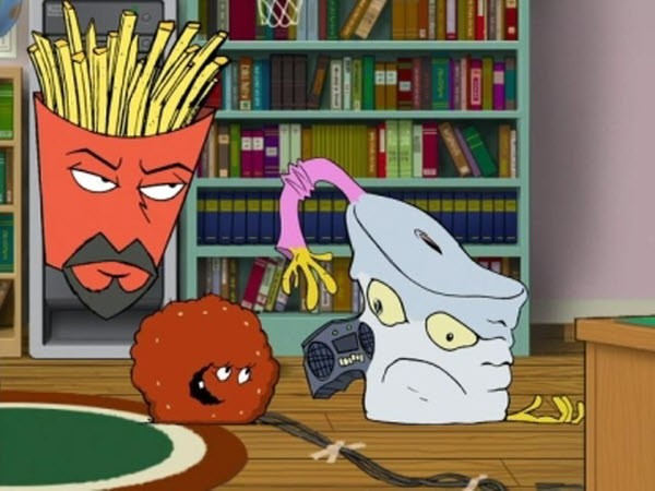 Aqua Teen Hunger Force - Season 1 Episode 11: Bad Replicant