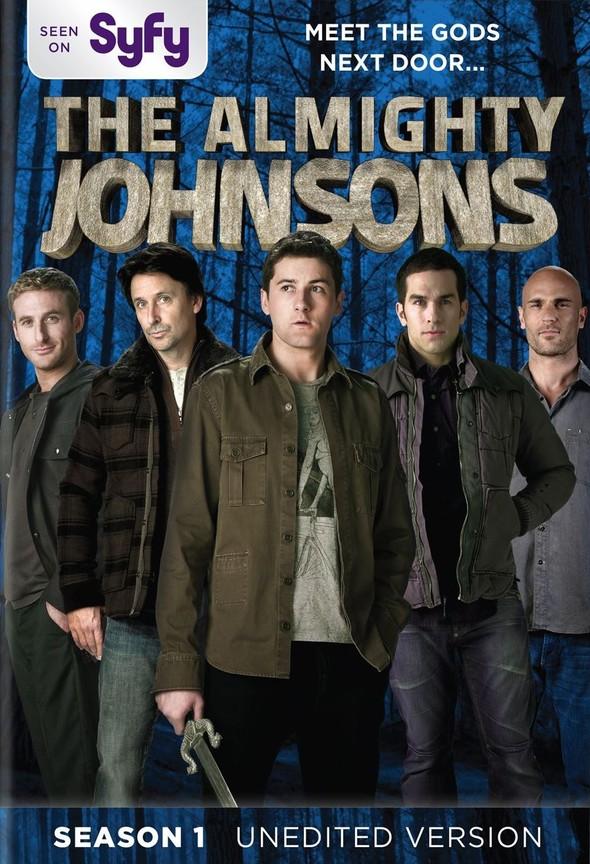 The Almighty Johnsons - Season 1 Episode 09: Hunting Reindeer on Slippery Rocks