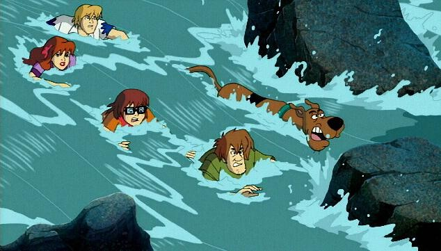 Aloha, Scooby-doo
