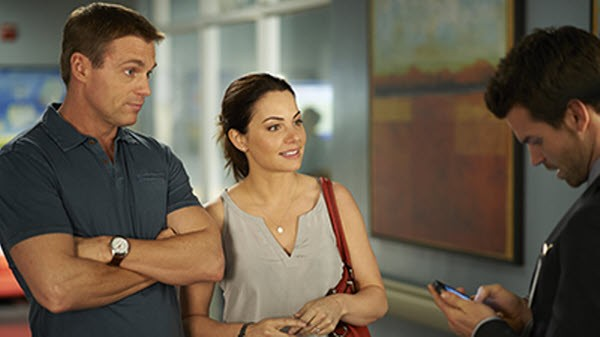Saving Hope - Season 2 Episode 07: Bed One