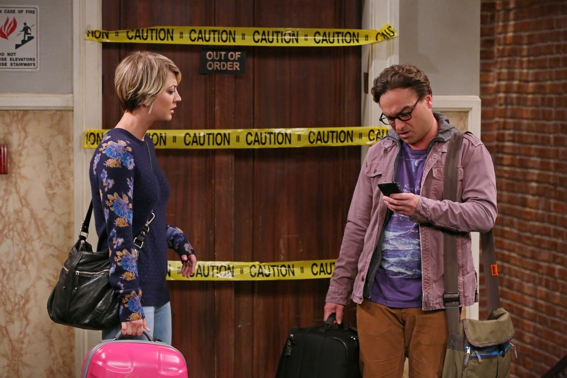 The Big Bang Theory - Season 8 Episode 22: The Graduation Transmission