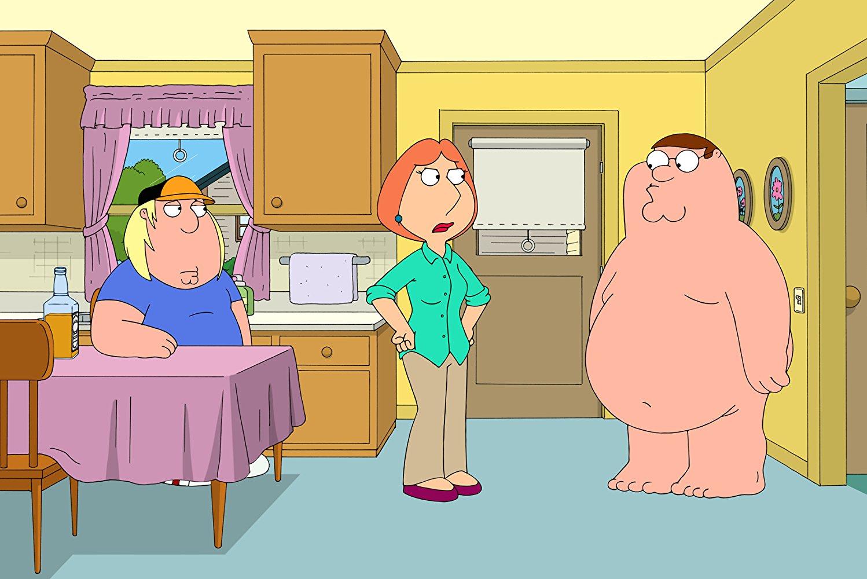 Family Guy - Season 16