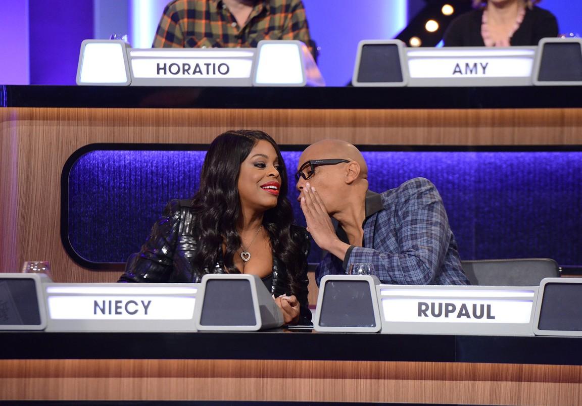 Match Game - Season 3 Episode 08: Horatio Sanz/Amy Sedaris/Tim Meadows/Niecy Nash/RuPaul/Leah Remini