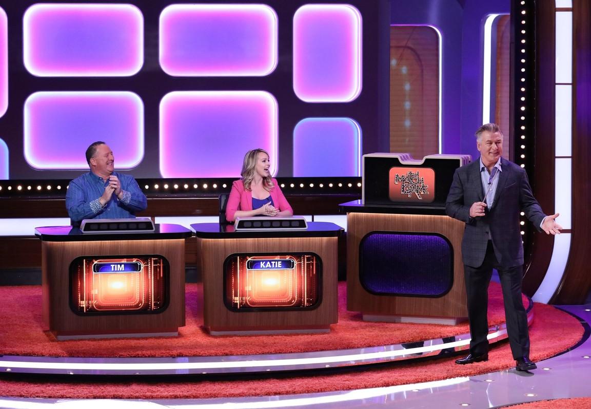 Match Game - Season 2 Episode 05: Adam Carolla/Ana Gasteyer/Cheryl Hines/Jenna Fischer/Justin Long/Kenan Thompson