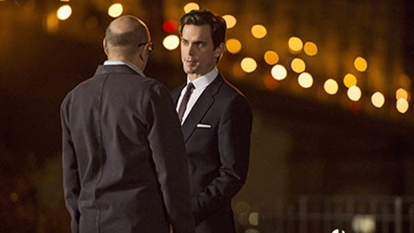 White Collar - Season 5 Episode 13: Diamond Exchange