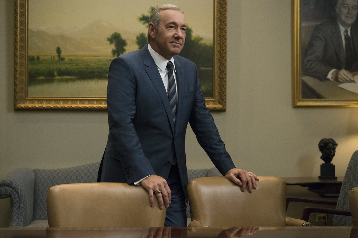 House Of Cards - Season 4 Episode 8: Chapter 47