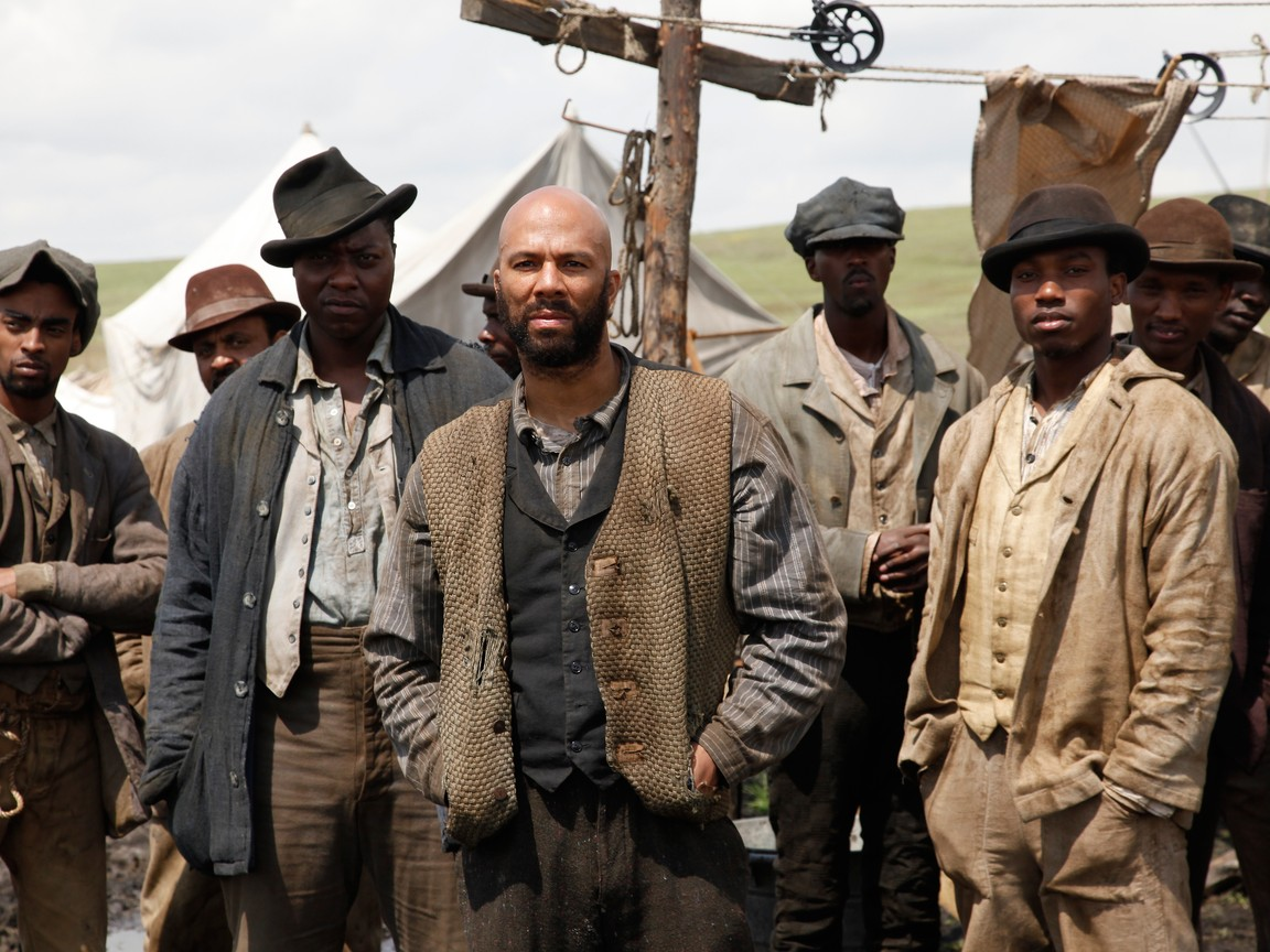 Hell on Wheels - Season 1 Episode 03: A New Birth of Freedom