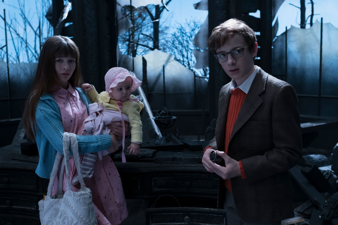 A Series of Unfortunate Events - Season 1 Episode 01: The Bad Beginning: Part One