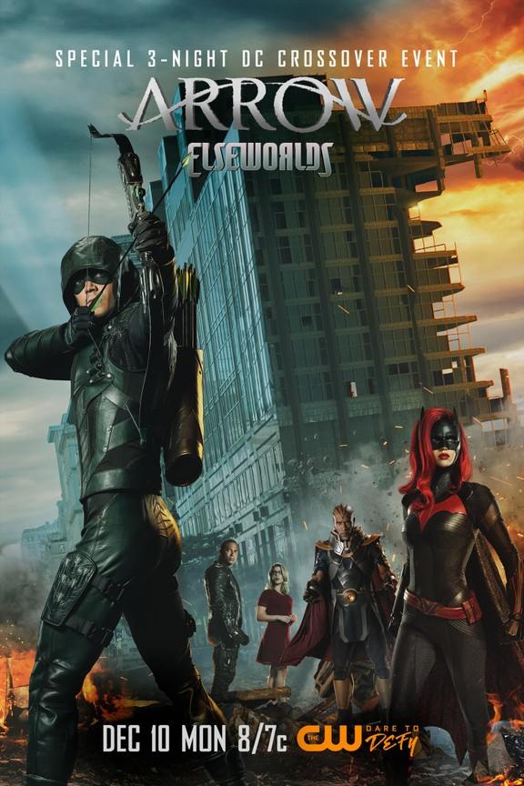 Arrow - Season 7 Episode 09: Elseworlds, Part 2