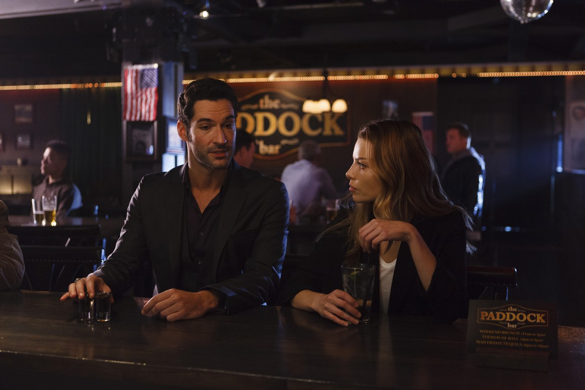 Lucifer - Season 1 Episode 05: Sweet Kicks