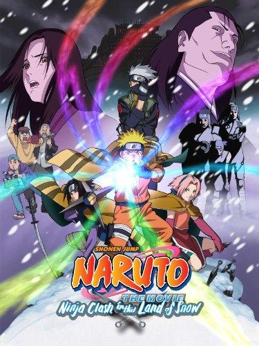 Naruto the Movie 1: Ninja Clash in the Land of Snow (English Audio)