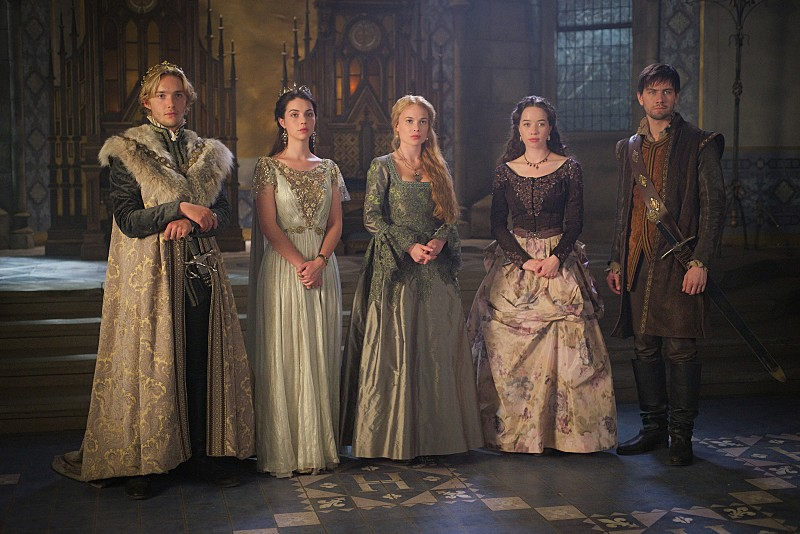 Reign - Season 3 Episode 1 Three Queens, Two Tigers