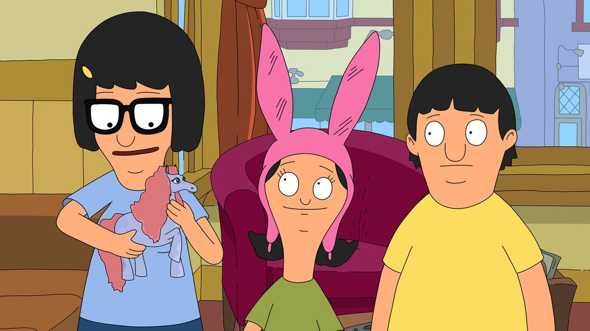 Bob's Burgers - Season 4 Episode 17: The Equestranauts