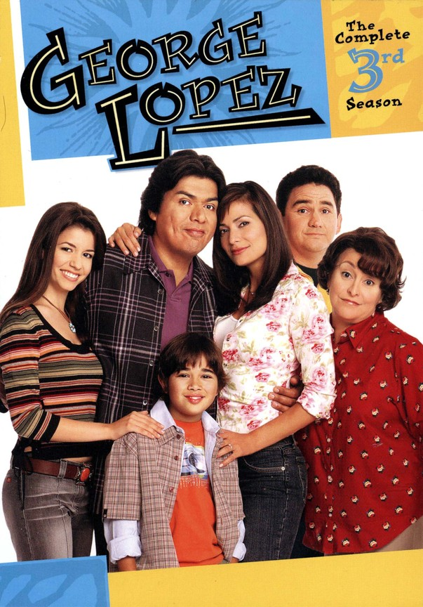 George Lopez - Season 3