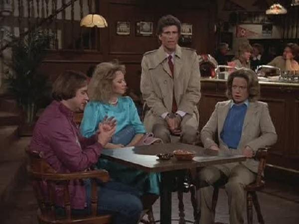 Cheers - Season 1 Episode 17: Diane's Perfect Date