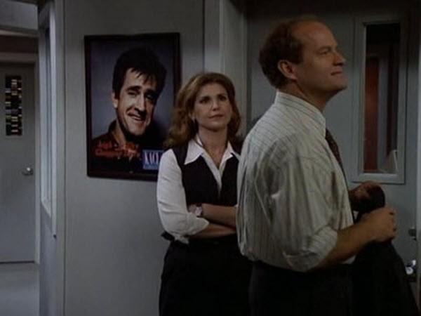 Frasier - Season 3 Episode 01: She's the Boss
