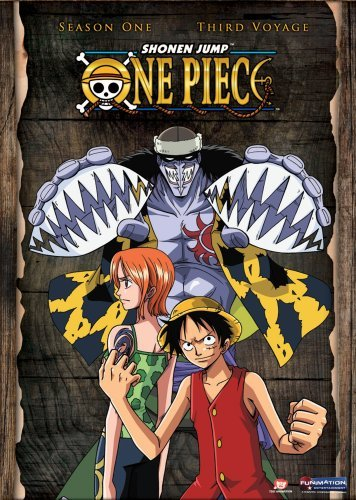 One piece - Season 1 (Audio: English)