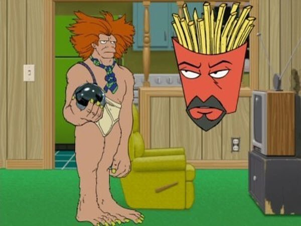 Aqua Teen Hunger Force - Season 2 Episode 04: Super Computer