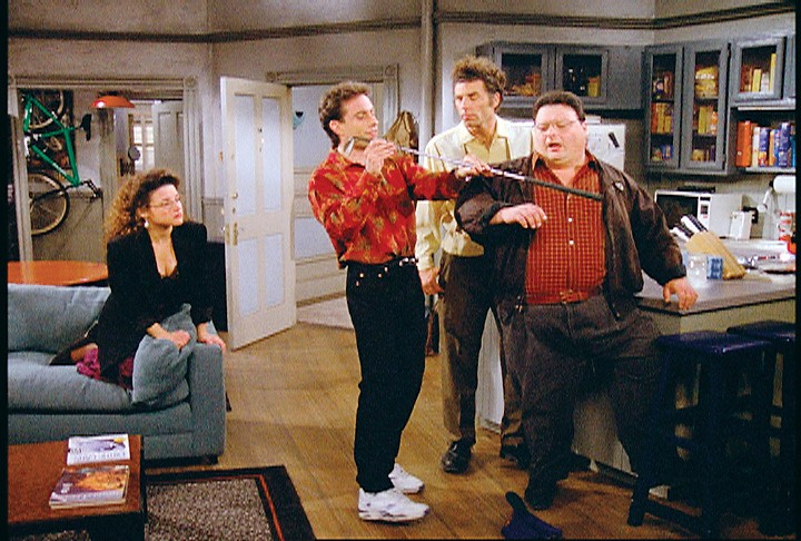 Seinfeld - Season 3 Episode 17&18: The Boyfriend (1)
