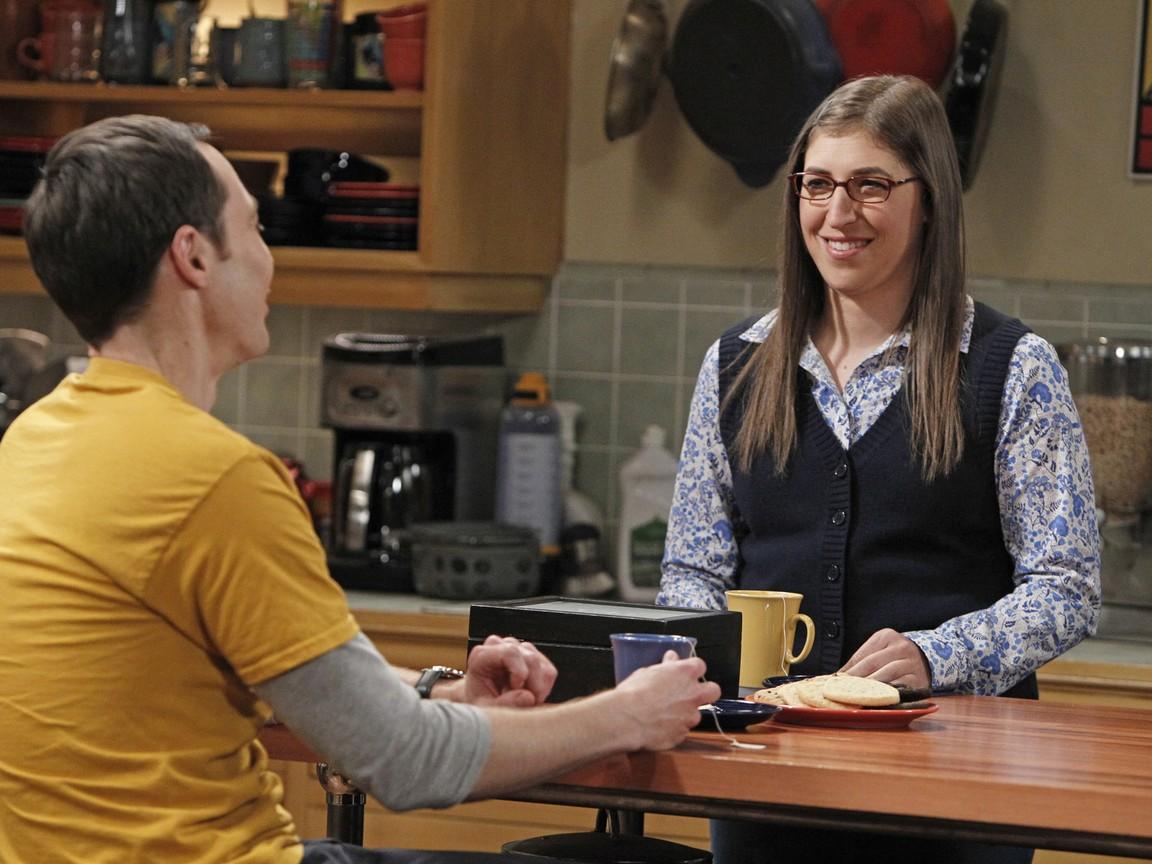 The Big Bang Theory - Season 8 Episode 04: The Hook-Up Reverberation