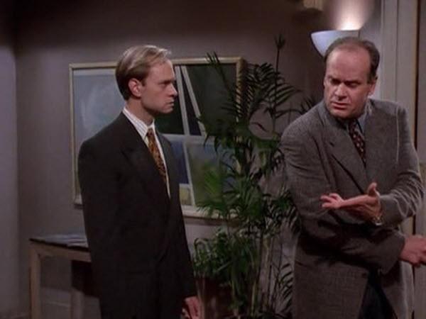 Frasier - Season 4 Episode 04: A Crane's Critique