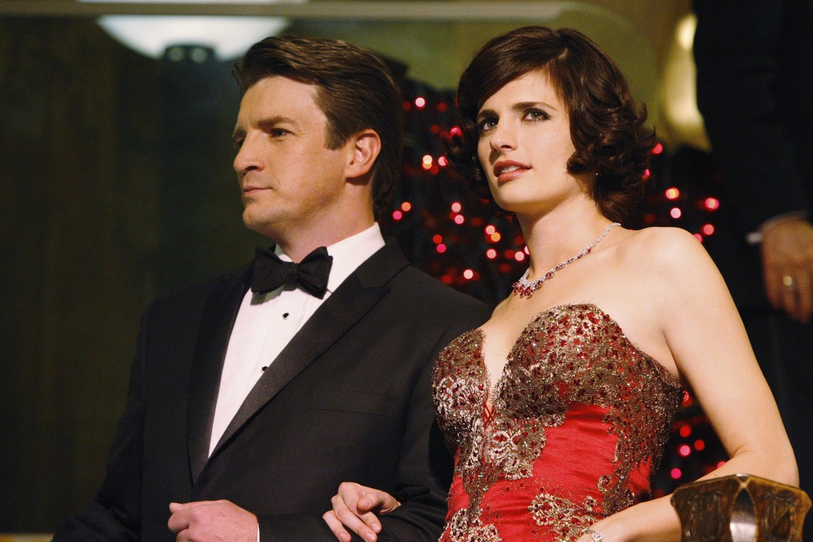 Castle - Season 1 Episode 07: Home is Where the Heart Stops
