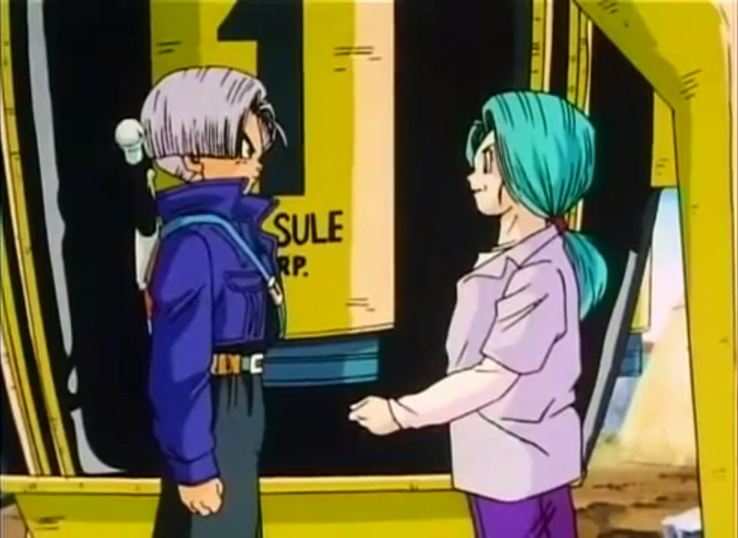 Dragon Ball Z: The History of Trunks (English Audio)