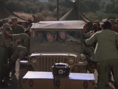 M*A*S*H - Season 4 Episode 11: Dear Peggy
